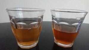 グリーンダカラやさしい麦茶濃縮タイプ